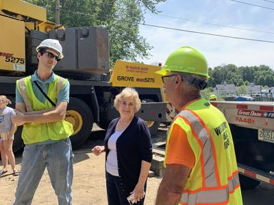 In Woodbury: Bridge Project Progress Steady | Top Stories