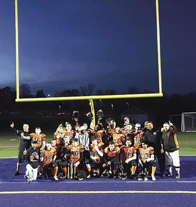 WHSStars of the Future? Pop Warner Indians 14U to Play for State Title