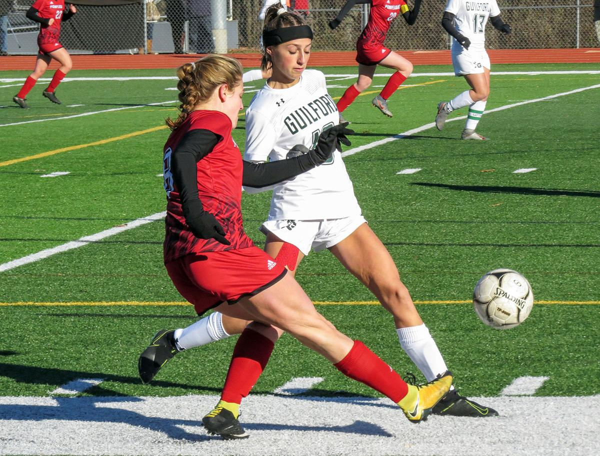 Girls' Soccer: PHS Falls to Guilford at Class L