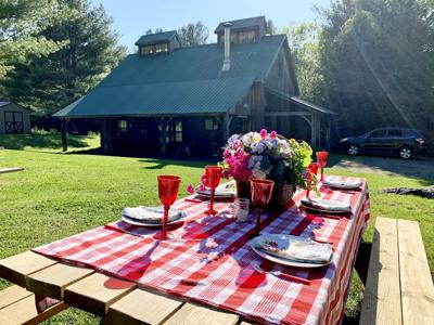 Farm to Flanders: Ultimate Gourmet Picnic and Online Auction Fundraiser Set