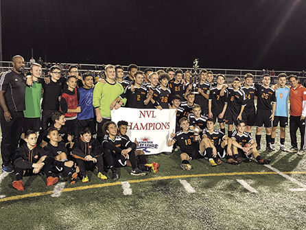 Indians Prove to NVL That They're Number One