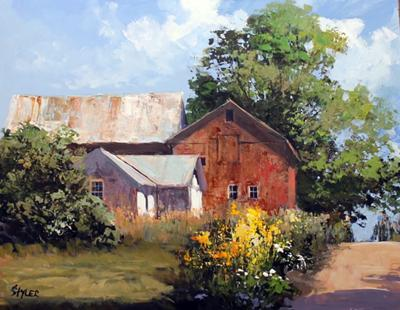 Watertown Art League to Host Acrylic Painting on Aluminum Demonstration