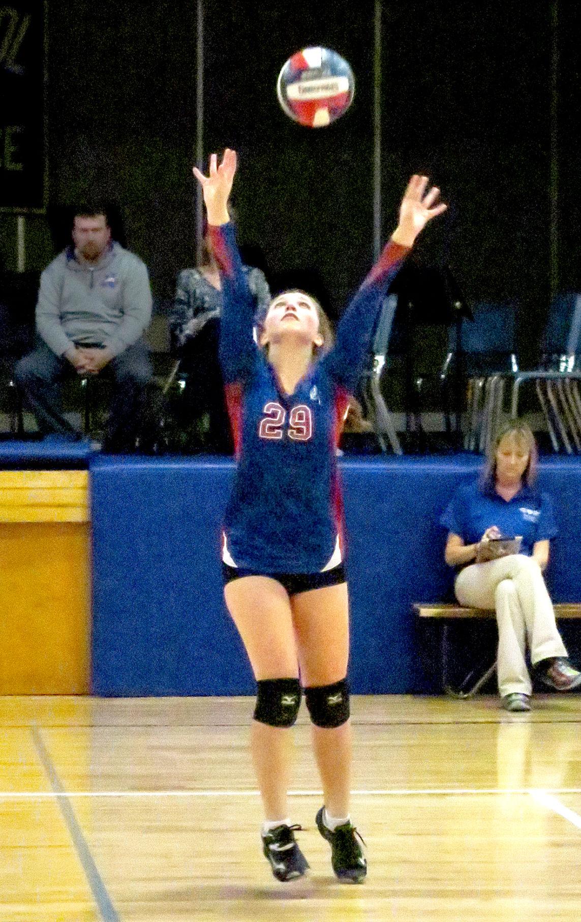Nonnewaug Volleyball: Team Claims Berkshire Title Again