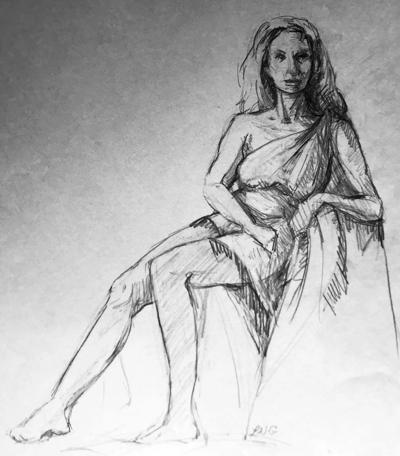 Newtown: Figure Drawing Workshop Slated