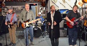 <p>Not Too Late will perform at a dance and party hosted by Bridgewater Congregational Church, 7 p.m. Saturday, July 29, at the newly renovated Bridgewater Town Pavilion on Hut Hill Road.</p><p></p>