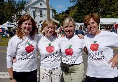 At South Britain Church: Annual Apple Festival and Fall Fair Slated