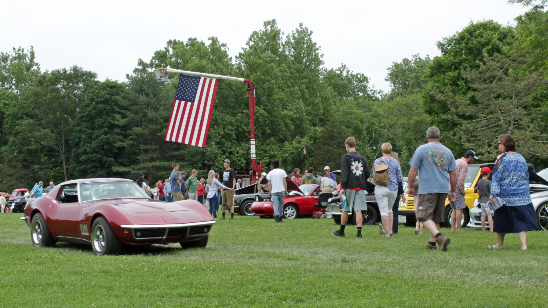 Lions Clubs Th Car Show Video Gallery Primepublisherscom - Nh car show bedford