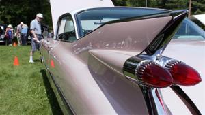 Woodbury Lions Hold Car Show