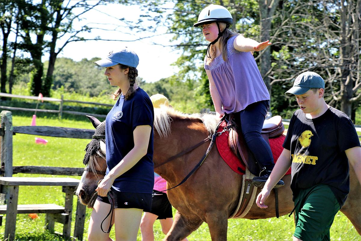 In Roxbury: Eversource Partners With Little Britches to Benefit Riders With Special Needs