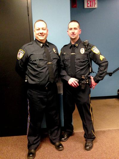 Molnar, Marciano promoted at police department | Police