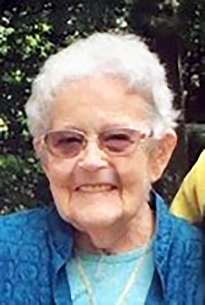 Phyllis (Moore) Orrell Palmer