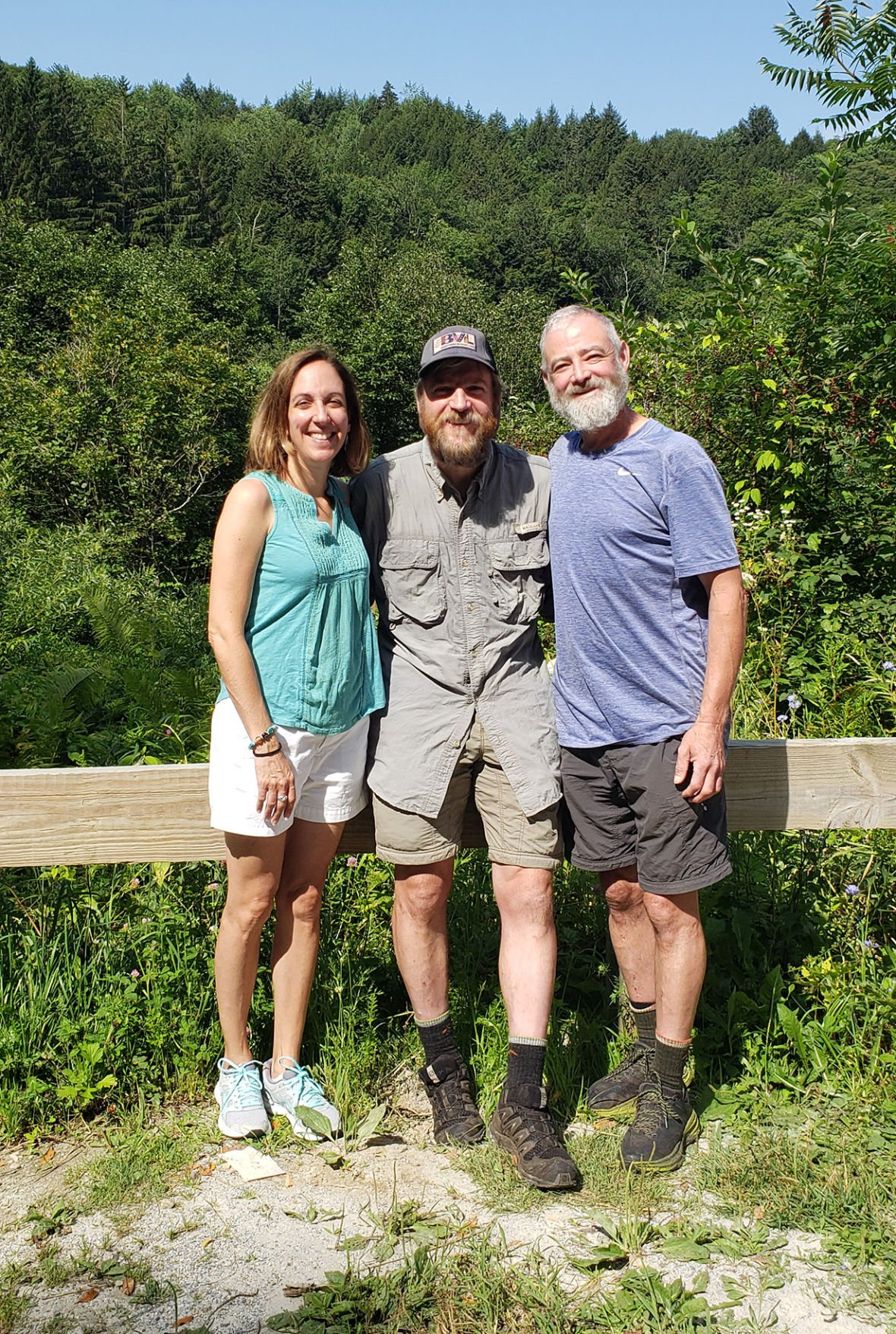 Watertown: Resident Hikes the Appalachian Trail