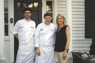 The 1754 House in Woodbury: New Owner Aspires to Elegant Cuisine in a Country Setting
