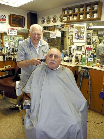 Walt Barber Marks 50th Year as Yes, a Professional Barber
