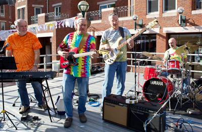 BAND PERFORMS '60s FAVORITES