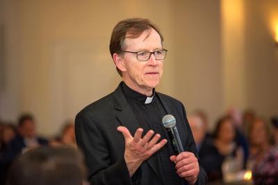 Celebration Planned for Retiring Pastor of Sacred Heart Church