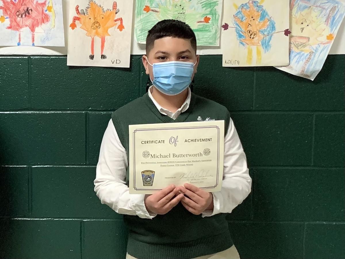 Area Student Fire Safety Poster Contest Winners Announced