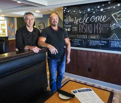 Bistro 143, New Look and Vibe for Eatery on Oxford Road