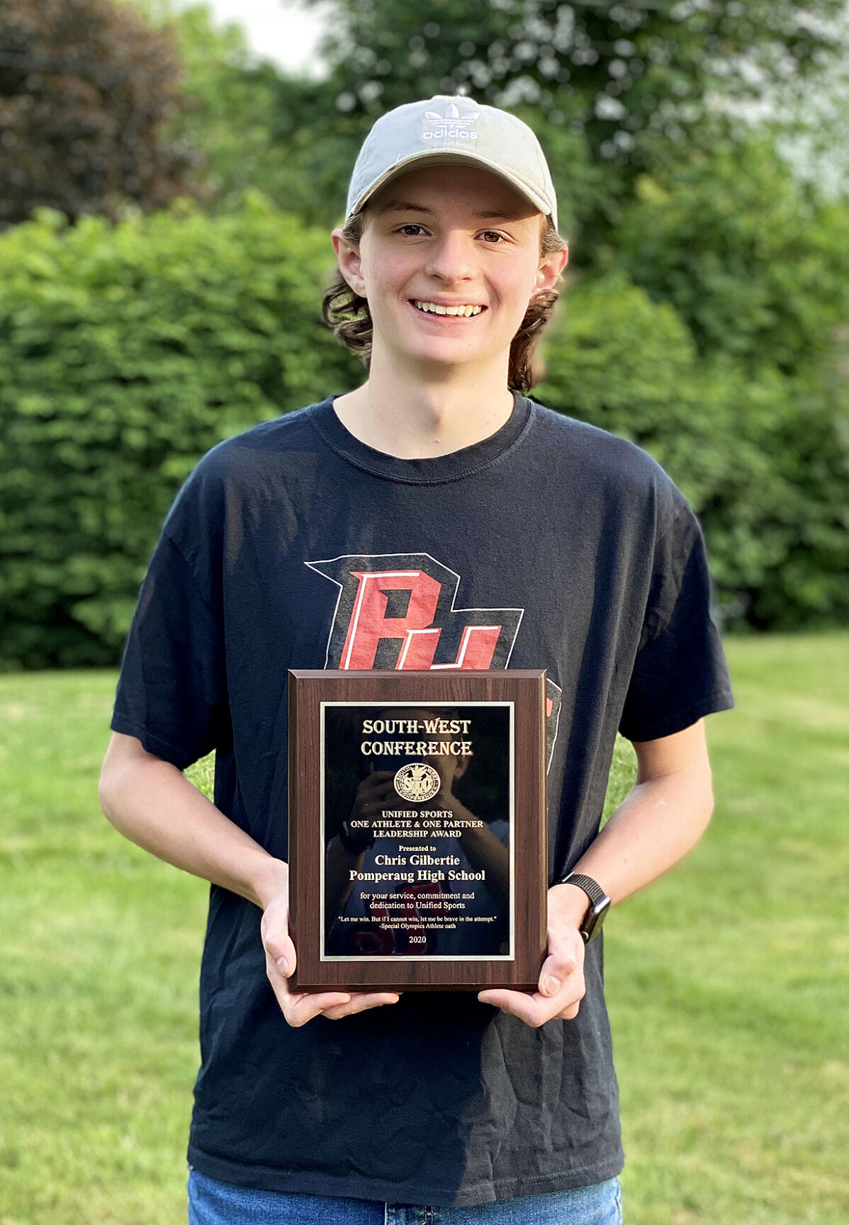 Middlebury-Southbury: Two PHS Students Receive Unified Sports Leadership Awards