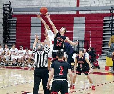 After Tourney Berth Clinching, WHS Boys Drop Three Straight: Indians in Search of Winning Formula