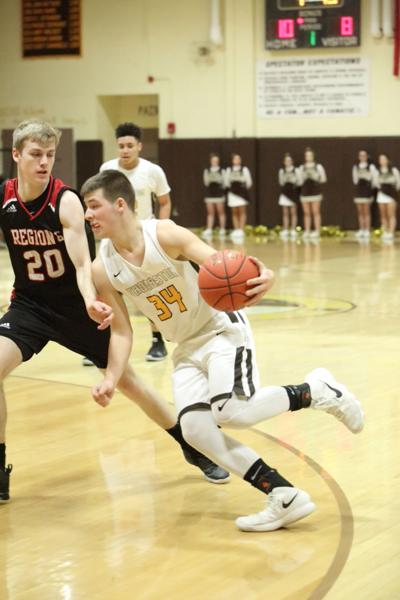 Cowboys Top Bears in Holiday Tourney