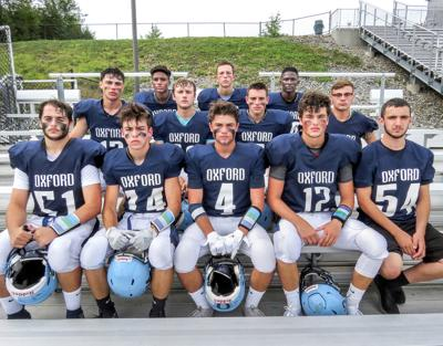The Wolverines: OHS Football Playing in Copper Division