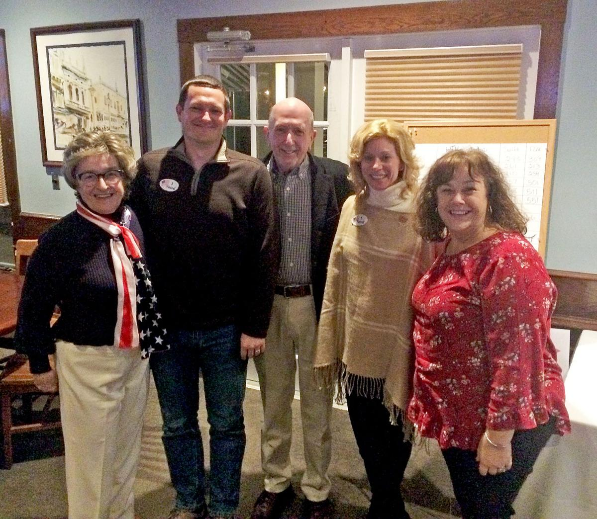 Watertown: Three Parties Now Represent the Town