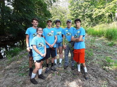 Area: Teens Join PRWC Conservation Corps