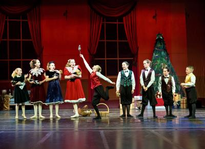 Auditions Scheduled for 'The Nutcracker'