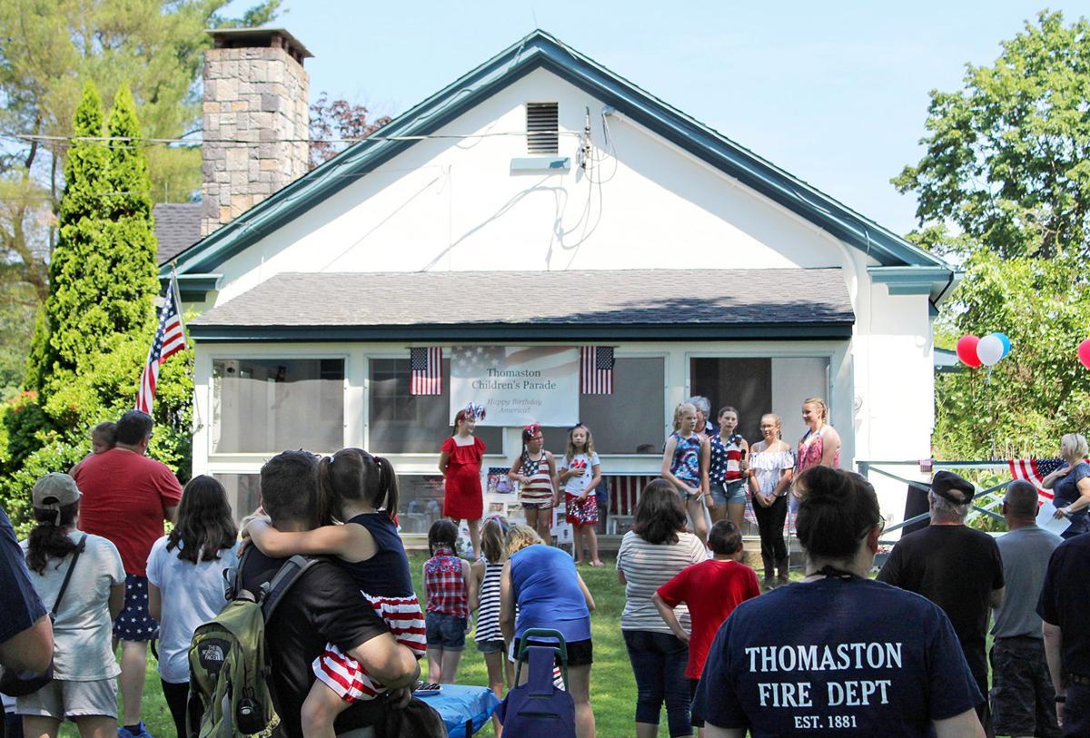 Thomaston: Children's Parade Marks 54th Year