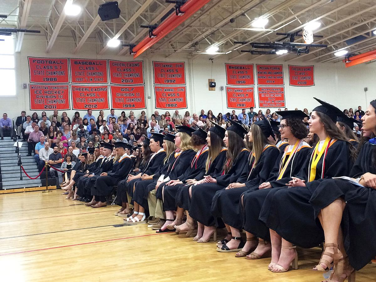 Watertown High School Graduation 2019