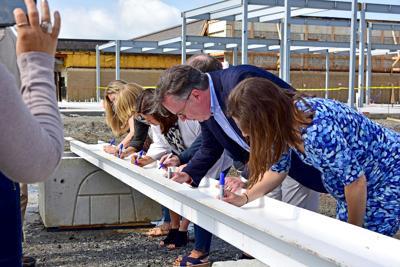 Region 12 Beam Signing Marked