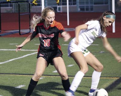 Girls' Soccer Shuts Out Torrington, 3-0
