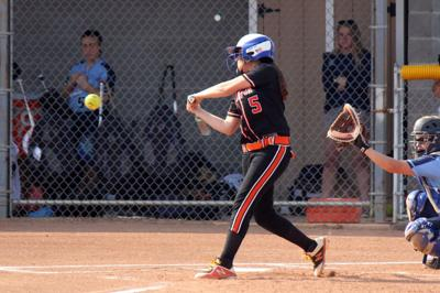 WHSSoftball Hammers Derby With 18-Hit Attack