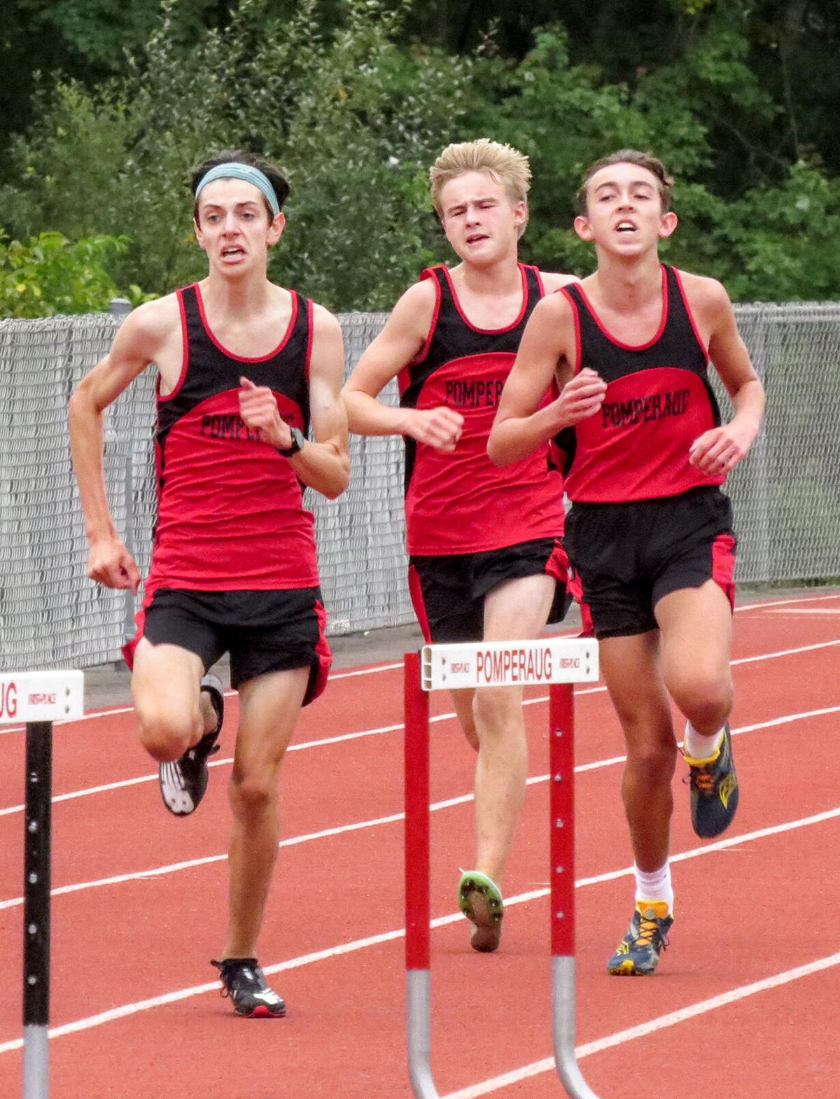Both Pomperaug Cross Country Teams Defeat Bunnell, Masuk