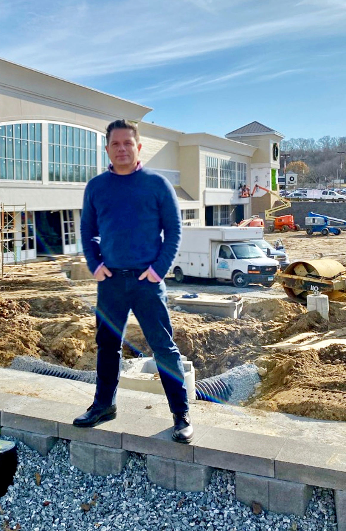 Southbury Plaza Opens Store, Details Plans for More Changes