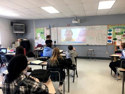 FRENCH STUDENTS SKYPE PEN PALS | Young People