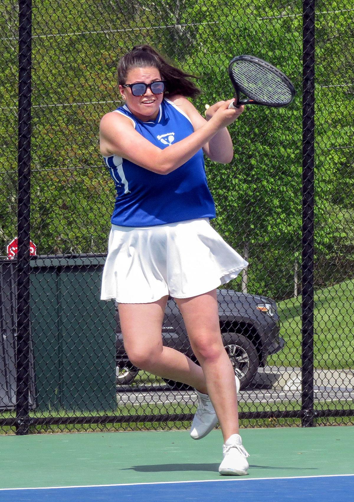 Berkshire League Girls' Tennis Standouts