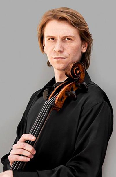 Baroque Soloists Concert to Feature Gold Medal Cellist at First Concert