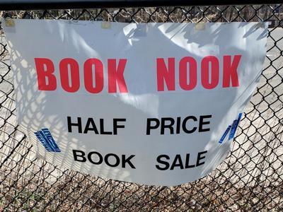 Half-Price Sale at Book Nook Set