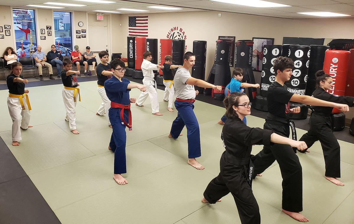 In Seymour: Bushi Ban Offers Life Skills Focus as Well as Martial Arts Instruction