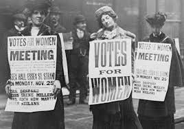 Tales of Suffrage Topic
