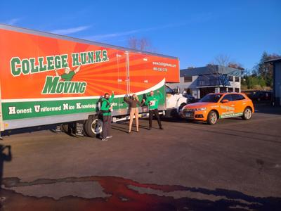 College Hunks Moving:  Moving Company Strives to Make a Difference