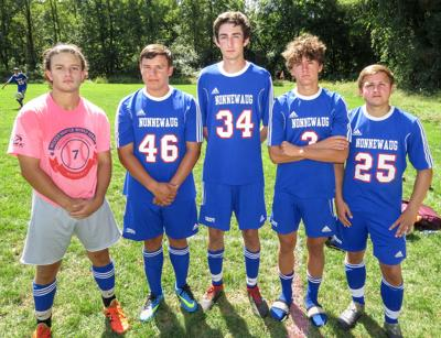 Nonnewaug: Boys' Soccer Ready for Great Year
