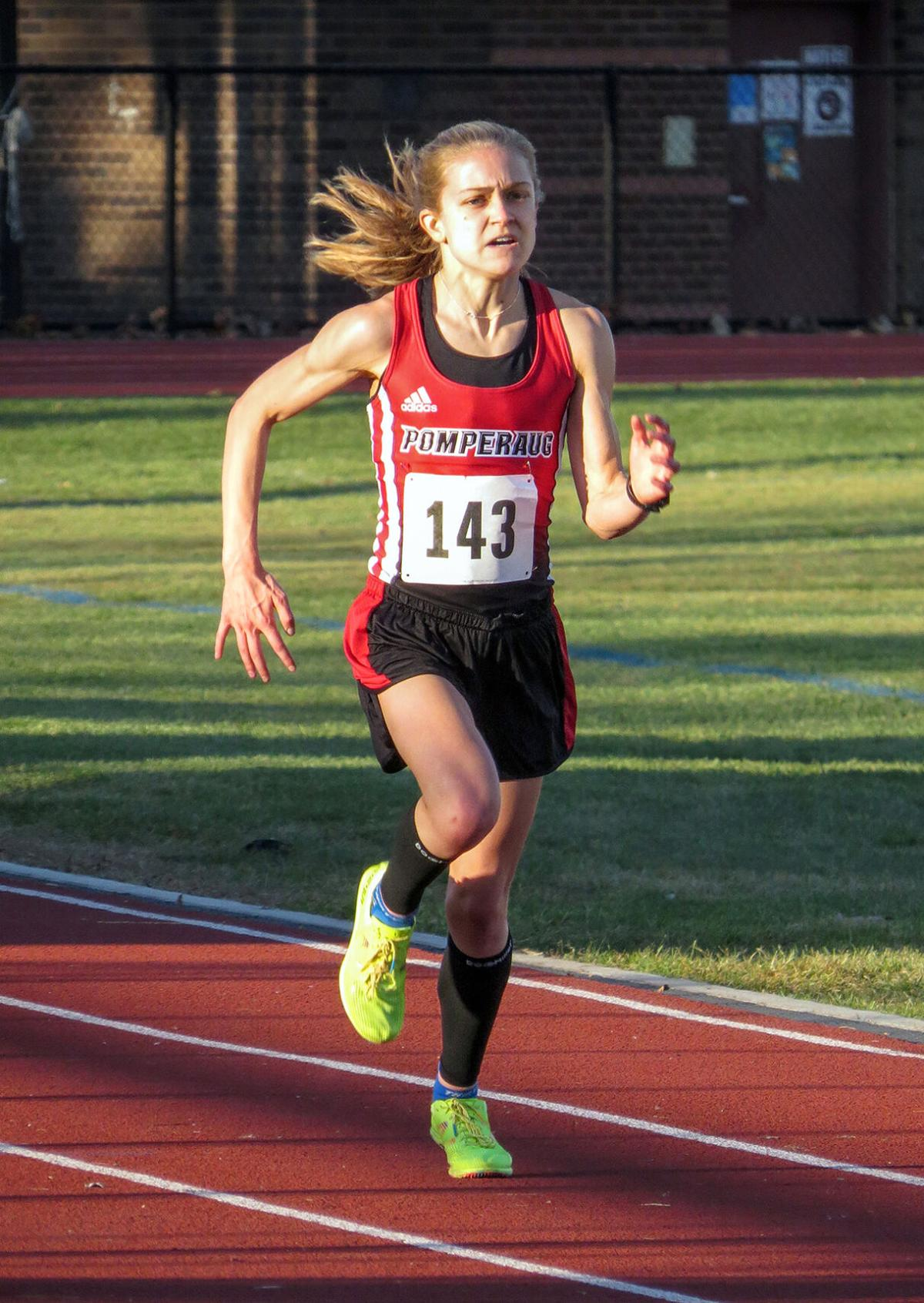 Pomperaug Runner Wins Fourth Consecutive South-West Title