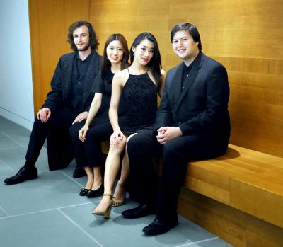 Woodbury: Concert to Feature Parnassus String Quartet