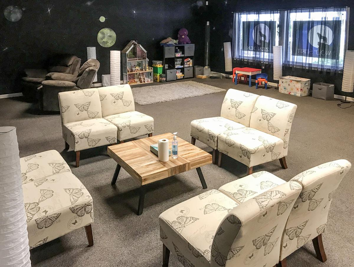 Wolf Spirit Wellness Center  in Woodbury Offers Traditional and Alternative Therapies