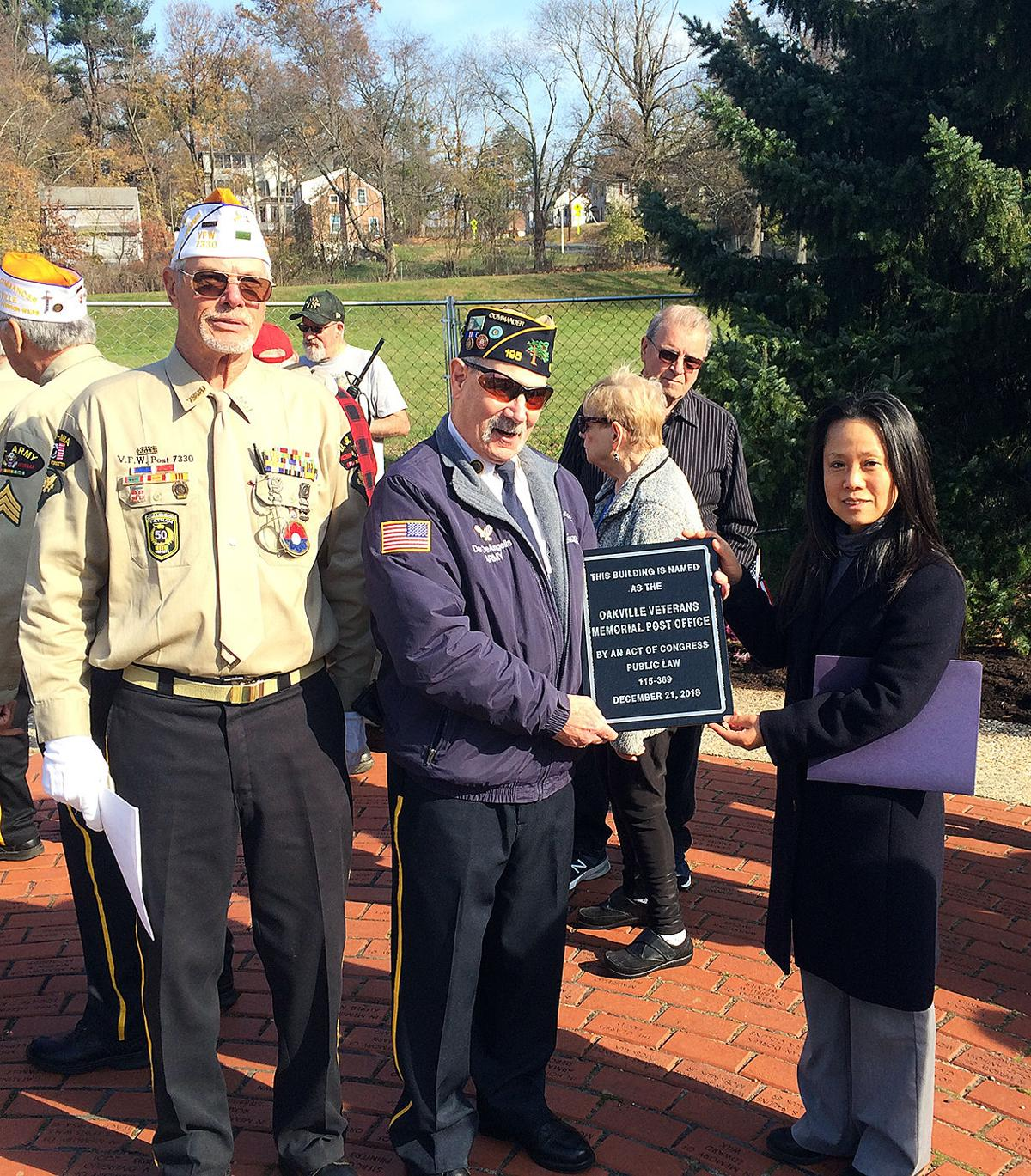 In Honor of Those Who Served: Watertown and Oakville Observe Veterans Day