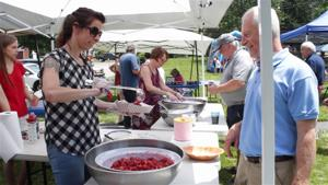 Strawberry Festival in Southbury