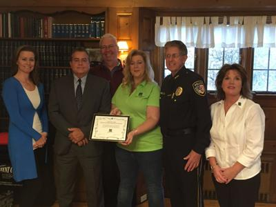 Watertown Police Department honored as outstanding employer